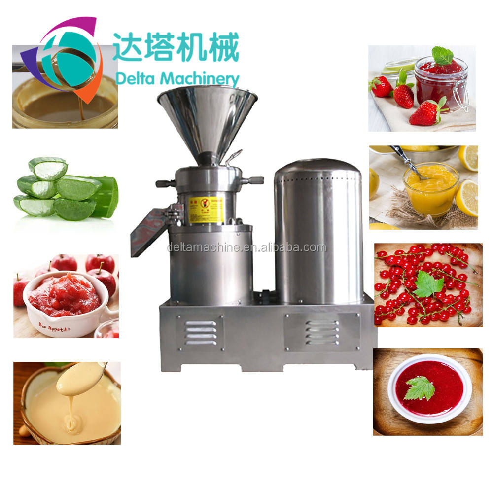 peanut butter/ fruit jam maker/tomato paste making machine
