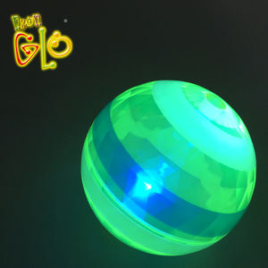 2020 New Design Promotional Cheap LED Bouncy Ball