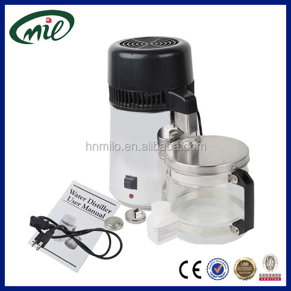Portable electric mini 4L water distiller/water distiller automatic