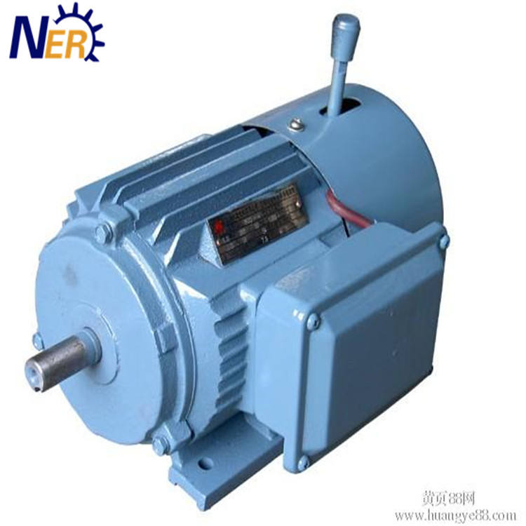 Single-phase motor abb square ie1series motor