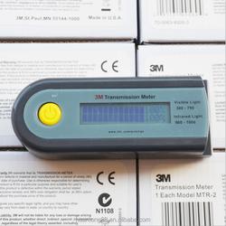 window tint reader 3M solar spectrum transmission meter