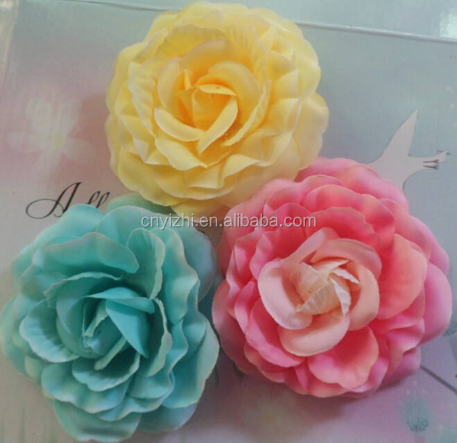 Cheap wholesale artificial flowers/artificial hair flowersYZT1-1678