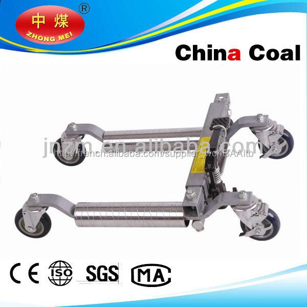"""Shandong en chine charbon 12 """" rouleau de roue véhicule jack"""