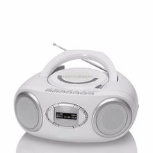 CT-289 Factory price portable CD boombox with usb and DAB Radio