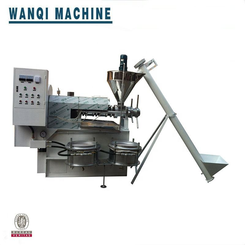 D-150 Cooking Oil Making Machine Efficient Oil Processing Machine from Seeds