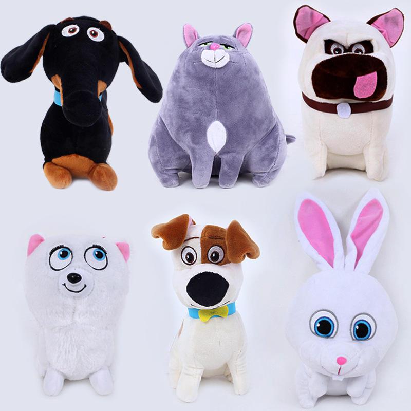 Щенок куклы чучела животных секс плюшевые игрушки