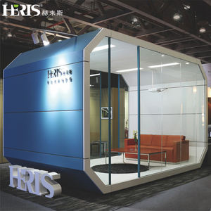 Fireproof Stainless Steel Hanging Modular Architecture Partition Wall