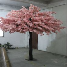 Best-selling most realistic artificial cherry blossom tree high quality fake cherry blossom tree artificial decorative flower