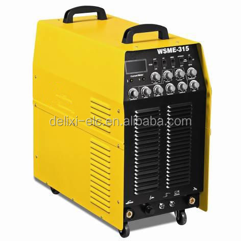 Chinese Pulse Inverter Aluminum ac dc tig 315 pulse welding machine