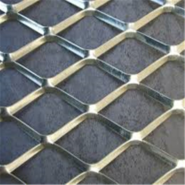 galvanized steel sheet expanded metal mesh from Anping factory
