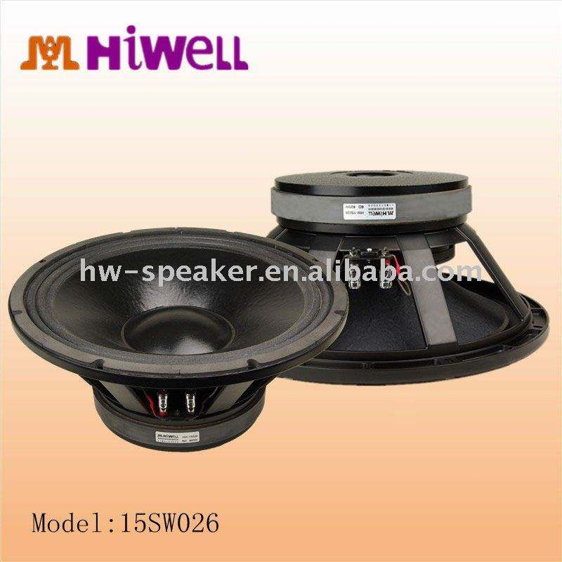 15 pollici <span class=keywords><strong>Nexo</strong></span> ls-500 serie 600w rms subwoofer