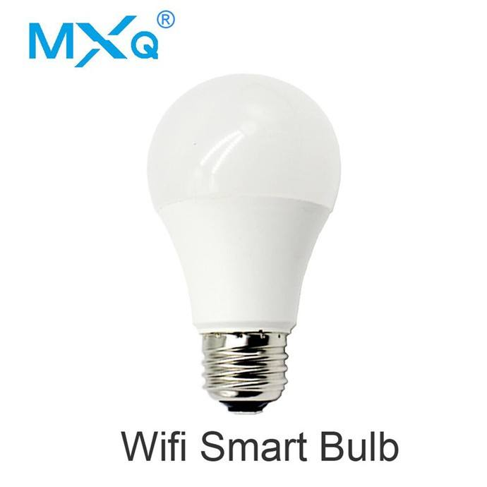 Hot IOT Products Saving Energy Intelligent Light LED Smart Bulb with Free WIFI APP Remote Voice Controlled