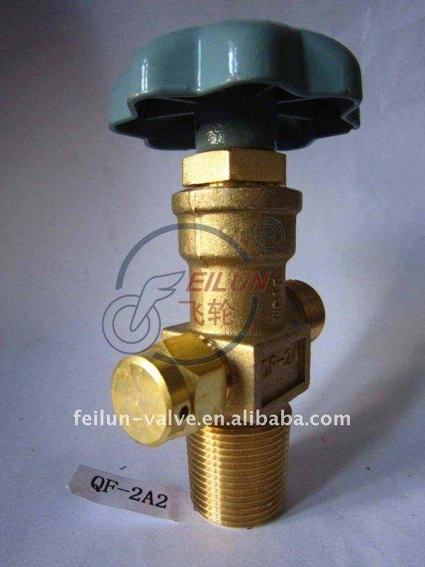 QF-2A2 Brass N2O Gas Valve with safety device