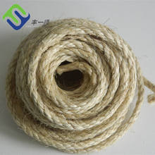 Hot sale twisted natural jute rope twine