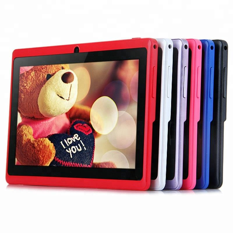 "Nizza 7 ""hot <span class=keywords><strong>allwinner</strong></span> a33 android tablet ohne sim karte Q88 8 gb tablet touchscreen"