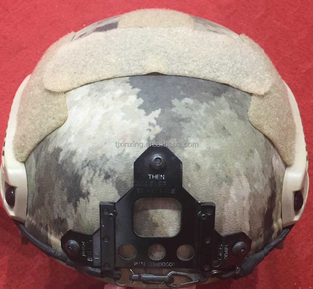 tactical FAST helmet for motorcycle with communication system