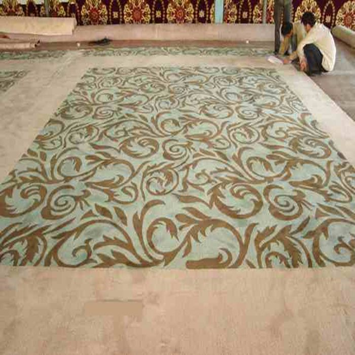 Chinese Hand Knotted Wool Rugs