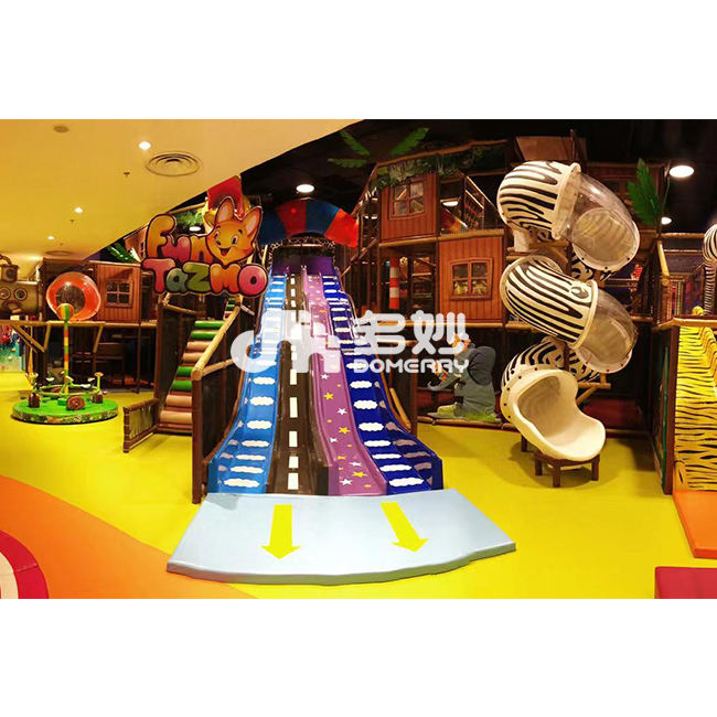 Good quality funny children entertainment kids large indoor playground equipment
