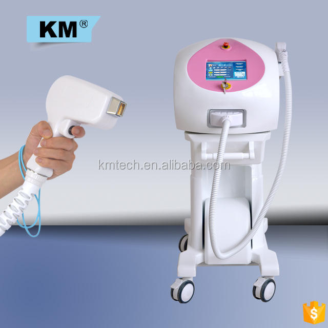 Reasonable price 808nm beauty salon machine men facial hair removal equipment