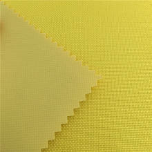 types of pvc coated polyester oxford mesh fabric for backpack material