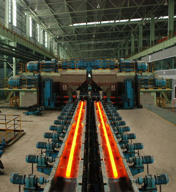 Used Small Steel Rolling Mill Plant Steel Panel Production Line