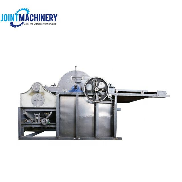 fabric and cotton recycling machine equipment for textile