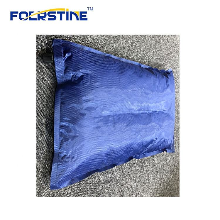 Adults Anti-static Compressible Camping Travel Neck Inflatable Pillow