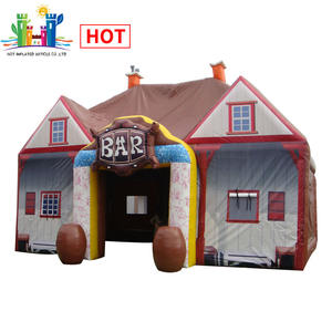 inflatable bar pub tent