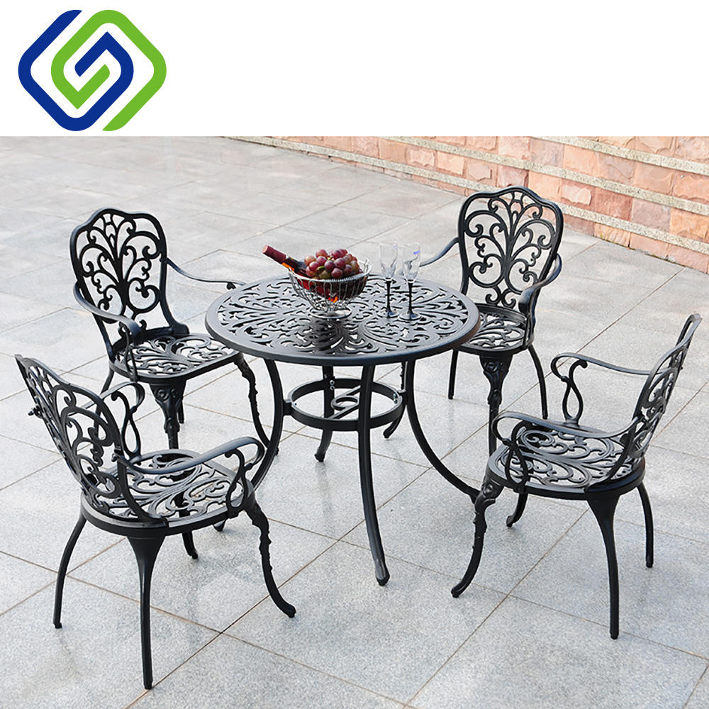 metal garden dining furniture conservatory patio furniture