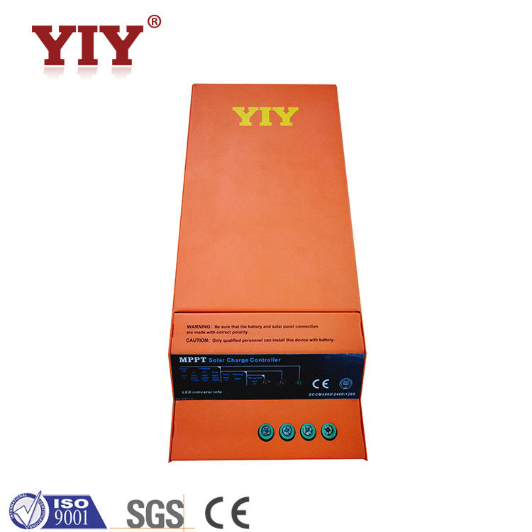 AC DC Hybrid Solar Charge Controller