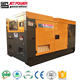 Standby 138kva 110kw DEUTZ engine fuelless diesel generator with canopy
