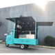 Ice Cream High Quality 48v 45a Ice Cream Mobile Food Car For Sale