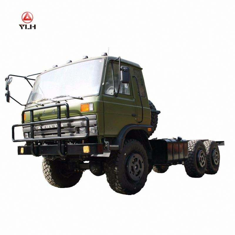 Dongfeng Off Road 6X6 Cargo Truck/ Dump Truck Chassis