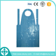 Disposable cheap wholesale kitchen cooking plastic aprons for adult/kids