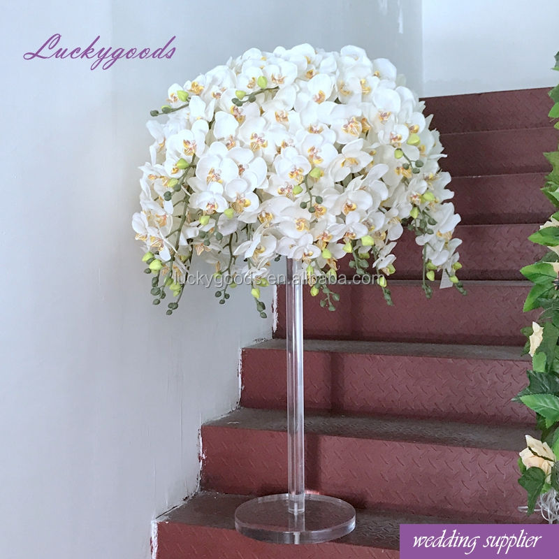 LFB605 factory sale new arrival acrylic centerpiece for wedding table center decoration