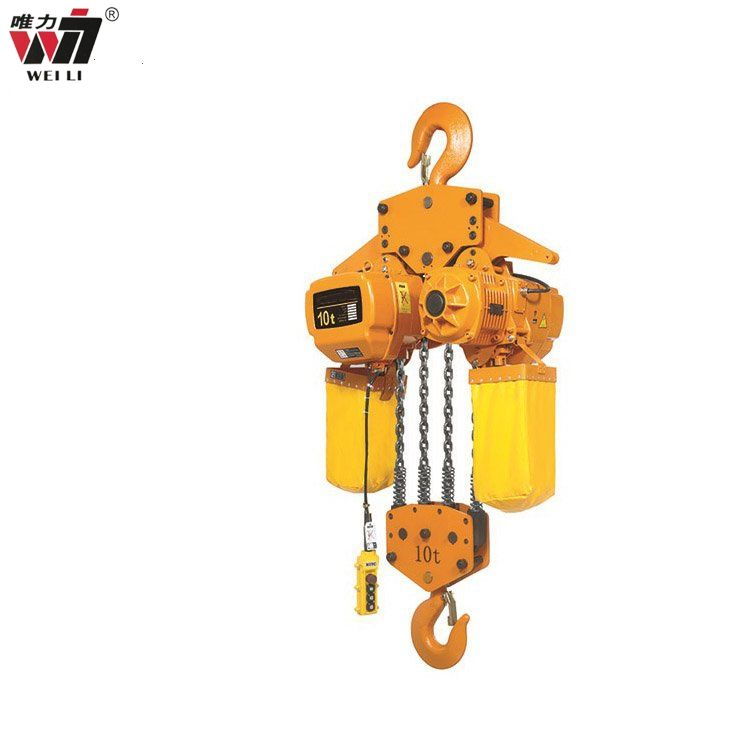 stainless steel theater 500kg 100kg 0.5t FEC electric HHBB chain hoist block