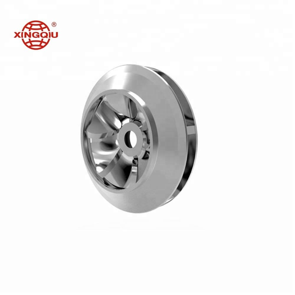 Impeller Factory Directly Best Selling High Quality Stainless Steel Impeller For Water Pump