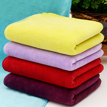 China manufacturer best bulk red microfiber soft textile cleaning towel for detailing with high grade