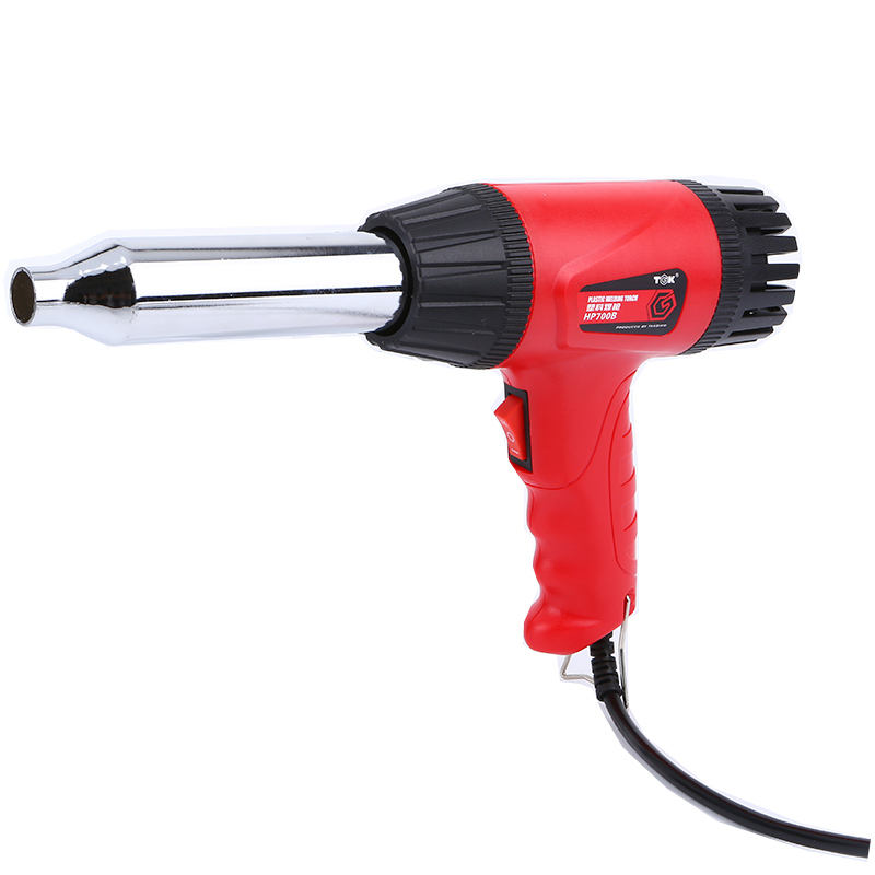 Tgk Alat Hand Held Temperature Adjustable Udara Panas Las Plastik Gun 700 W Air Gun