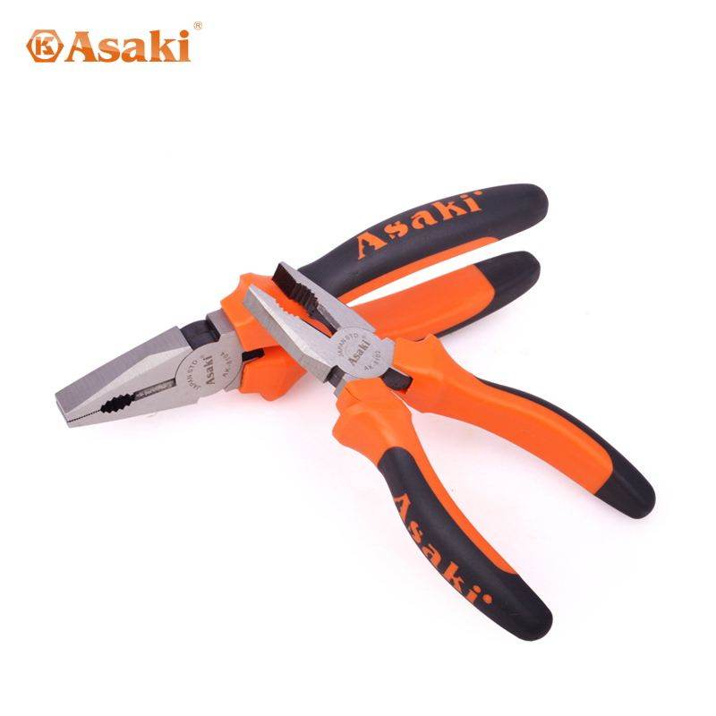 AK-8102 Germany type insulated combination pliers