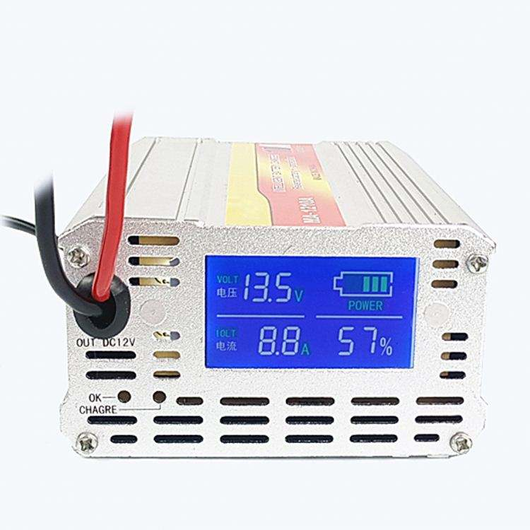 KADIP 12V 10A BATTERY CHARGER Display digital LCD MA-1210
