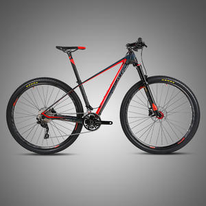 China suppliers carbon fiber bicicletas mountain bike 29 with 19 21inch
