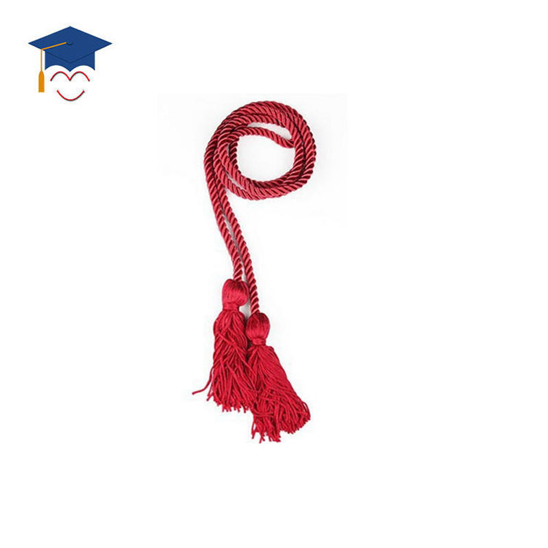 Hot Sell Graduation Honor Cord Single Color