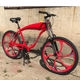 racing bicycle for sale with 2 stroke 80cc motor/motorized bicycle parts