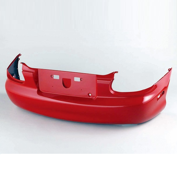 Car Body Kit Customized Good Feature Import Grade Plastic Bumpers