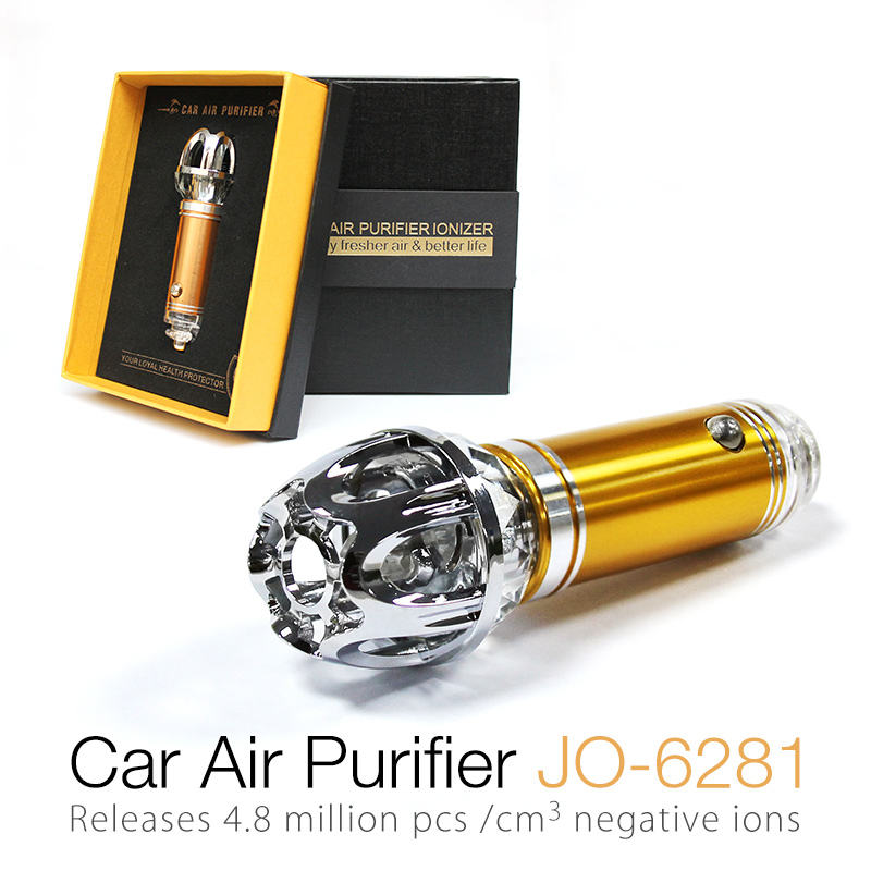 Electronic Corporate Giveaways Premium Gifts Promotion Car Air Purifier JO-6281