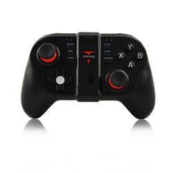 Wholesale T9 Wireless Gamepad Game Console Joystick Joypad For Android IOS TV Box Tablet PC Gaming Game Controller