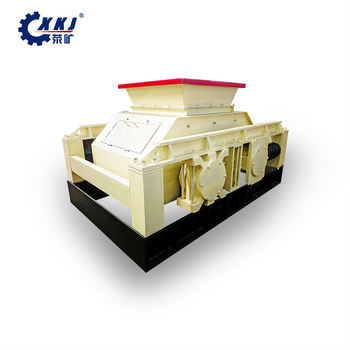 Professional supplier soft stone roll crusher for sale