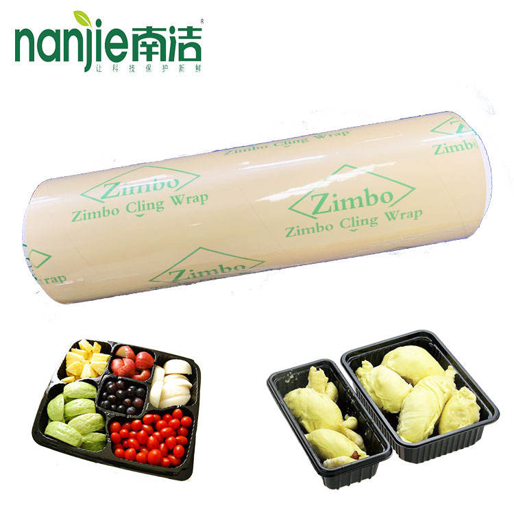 Transparent food cover distributors wanted food grade food packing pvc cling film