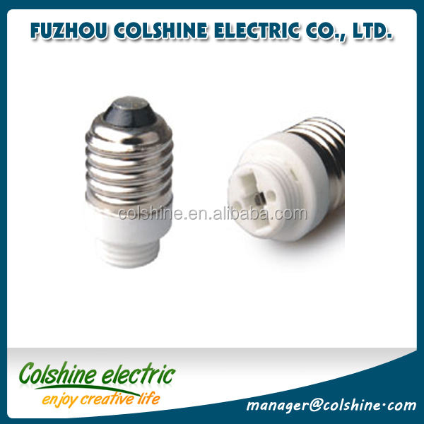 Led Edison Lamp Socket/Adapter, E27 Om R7S Converter Van China Leverancier Colshine